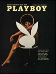 October 1971, Playboy cover image