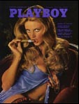 November 1973, Playboy cover image.