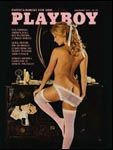 November 1974, Playboy cover image.