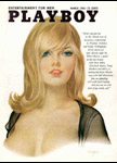 March 1965, Playboy cover image.