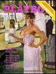 May 1976, Playboy cover image.